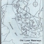 Documents: Map of Old Lyme Waterways