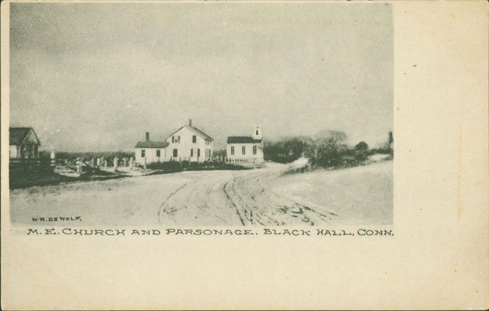 EN2.12-ME-Church-and-Pasonage-Black-Hall-Conn-for-web