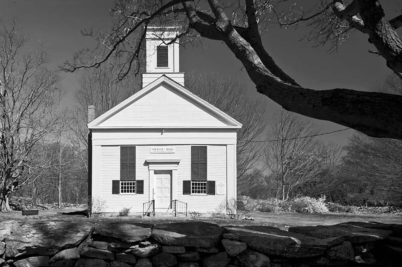 Oil Change Special >> Exhibition Notes: Lyme's White Churches - Florence ...