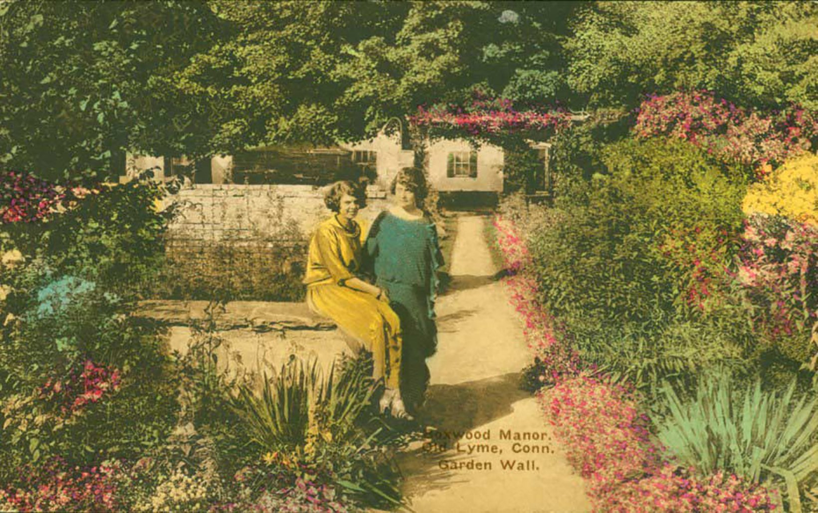 Landmarks: Painted Gardens, Part 1- Boxwood Manor
