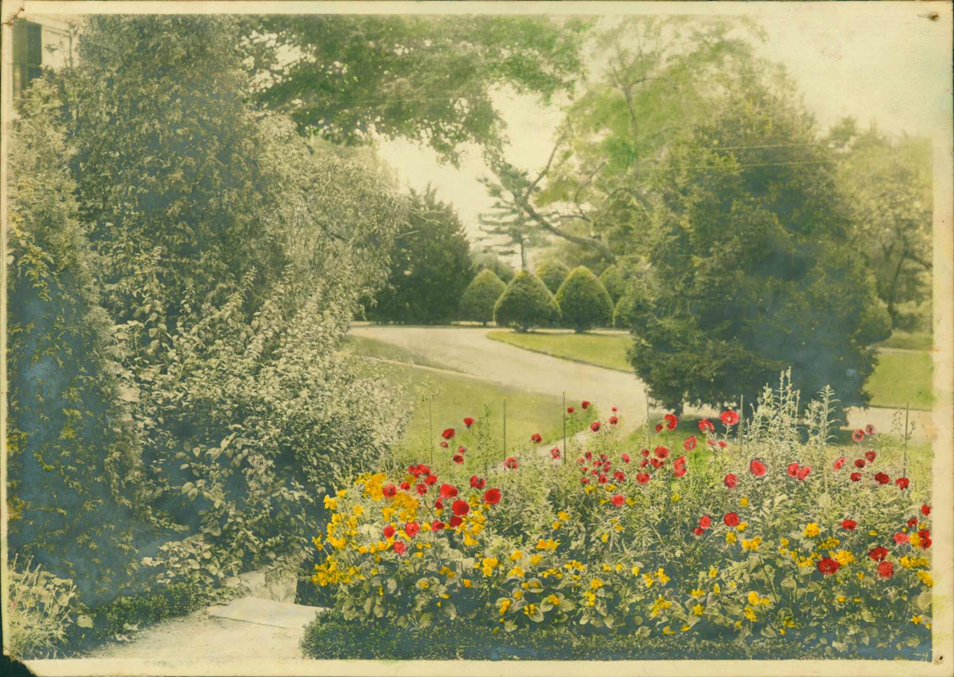 Scavenger Hunt List >> Photographs: Painted Gardens, Part 2—The Ludington Estate ...