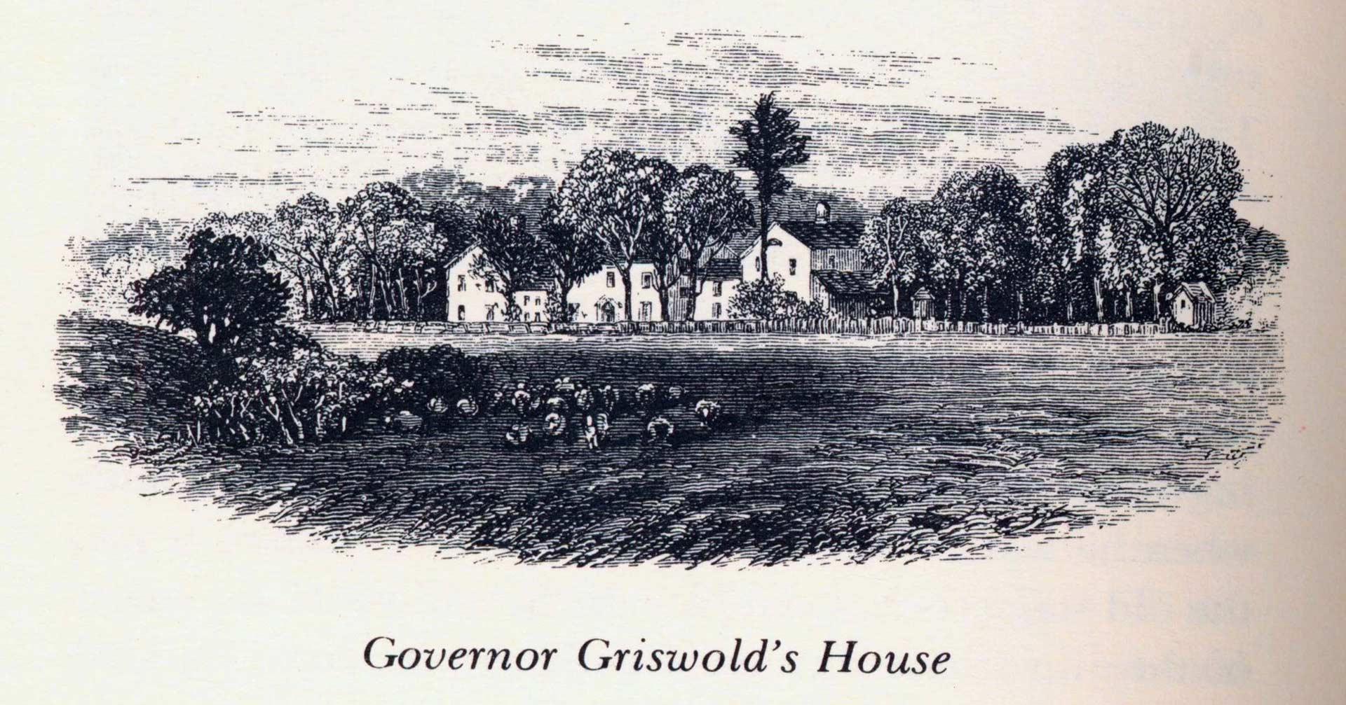 Governor Roger Griswold House