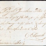 Documents: Tracing Capt. Jonathan Gillet (1720-1786)