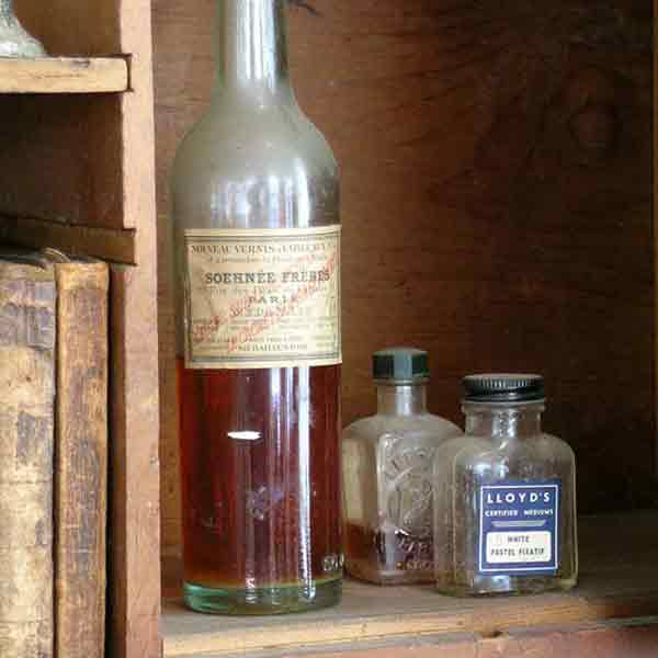 Varnish, Oils, and Solvents