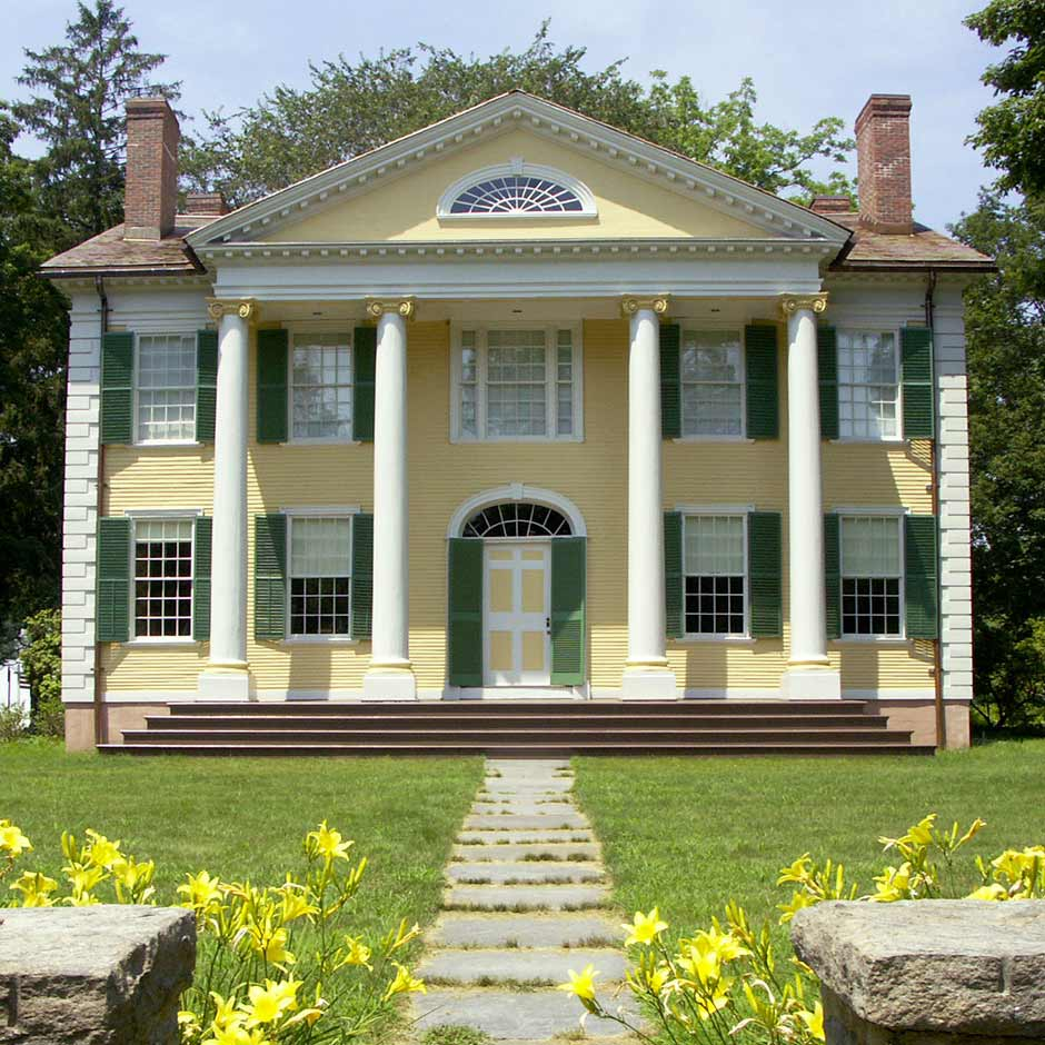 Florence Griswold Museum Home Of American Impressionism
