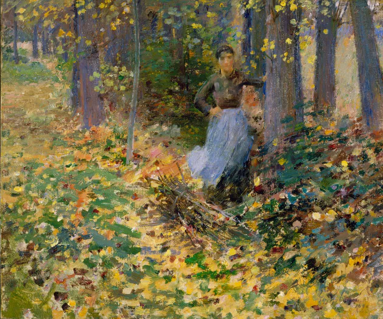 J Alden Weir  Artist Fine Art Prices Auction Records