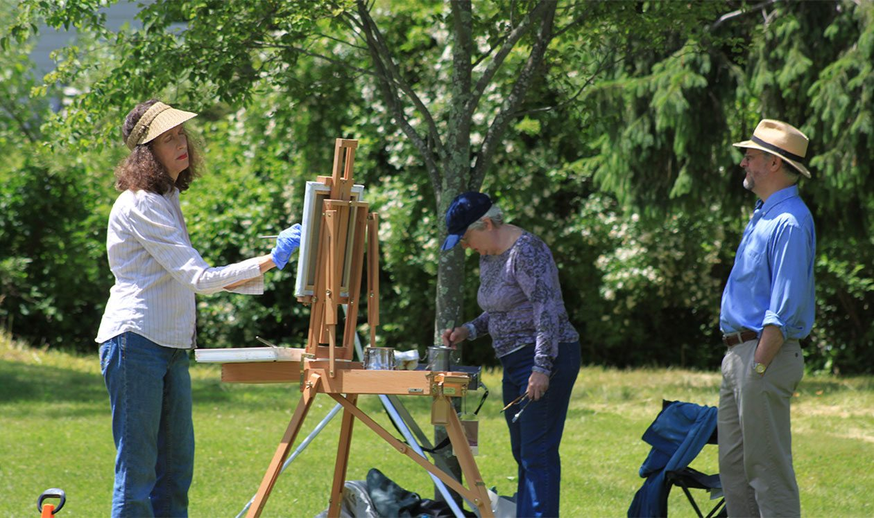 How to Paint a Tonalist Landscape