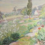Exhibition Note: The Celebrated Gardens of Lyme Artists