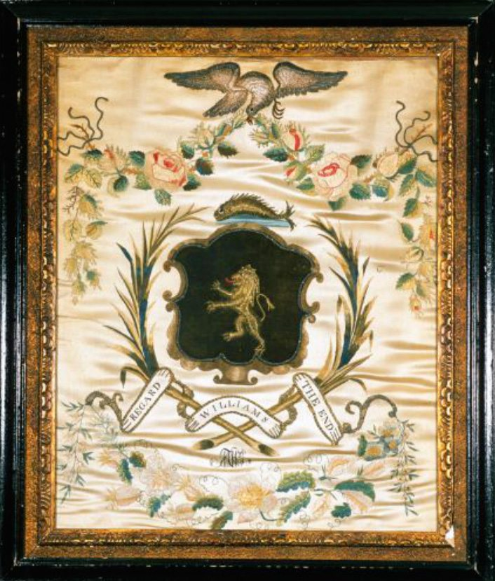 Design Your Own Coat of Arms - Florence Griswold Museum
