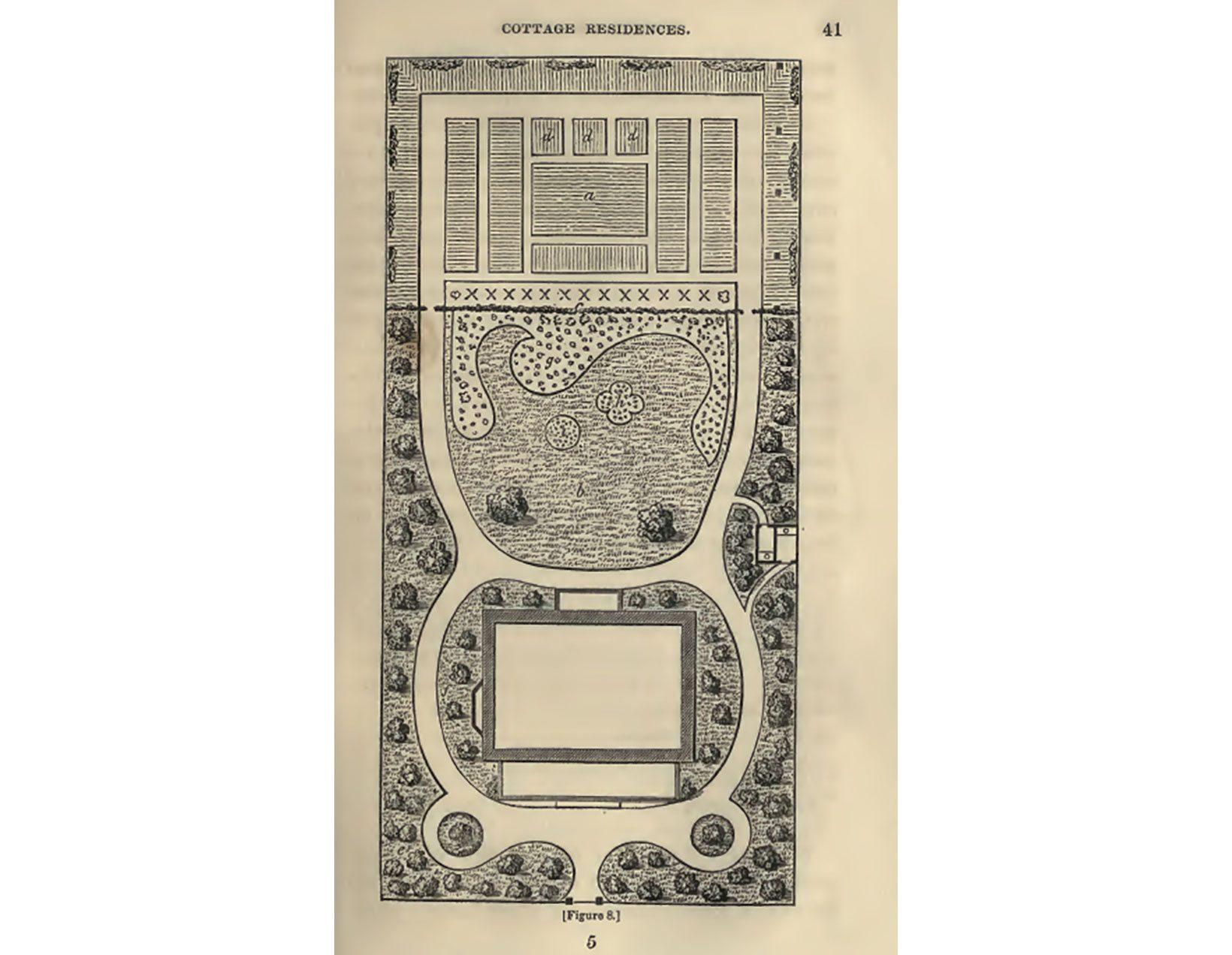 Downing-garden