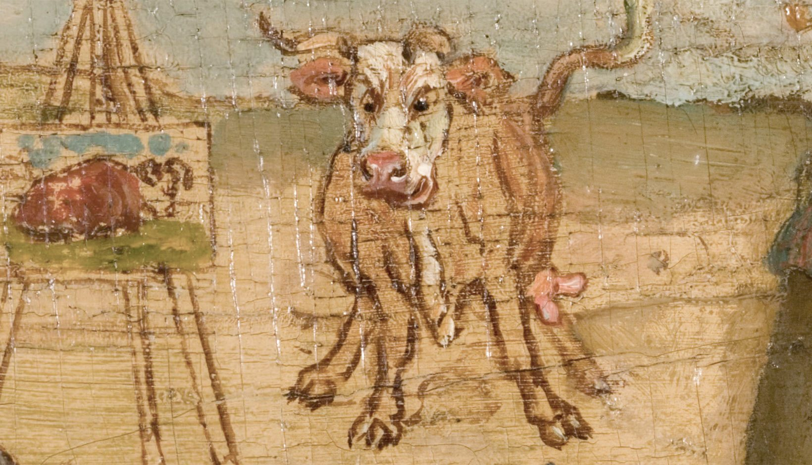 Fox Chase The Cow Florence Griswold Museum