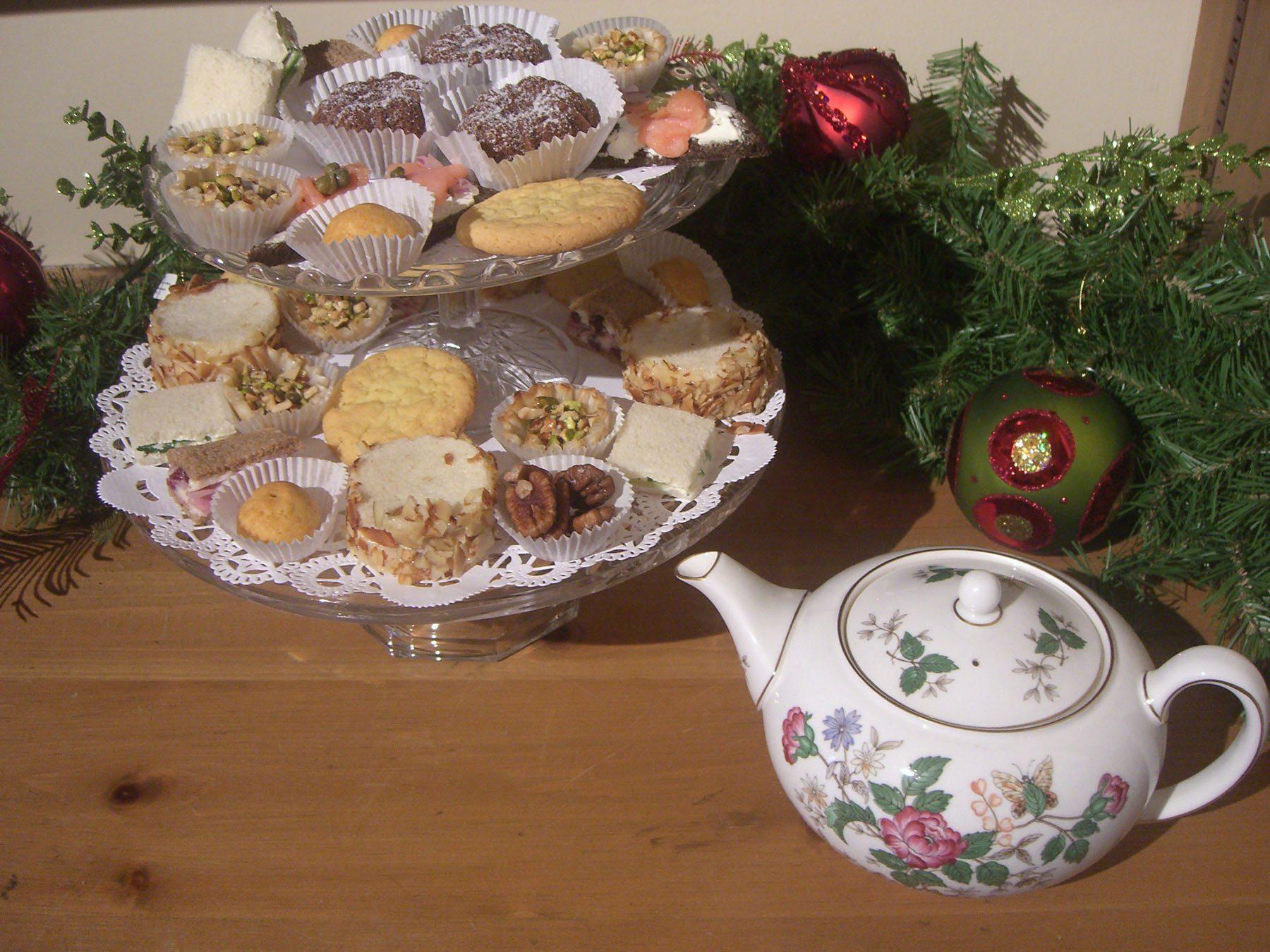 Christmastime Teas