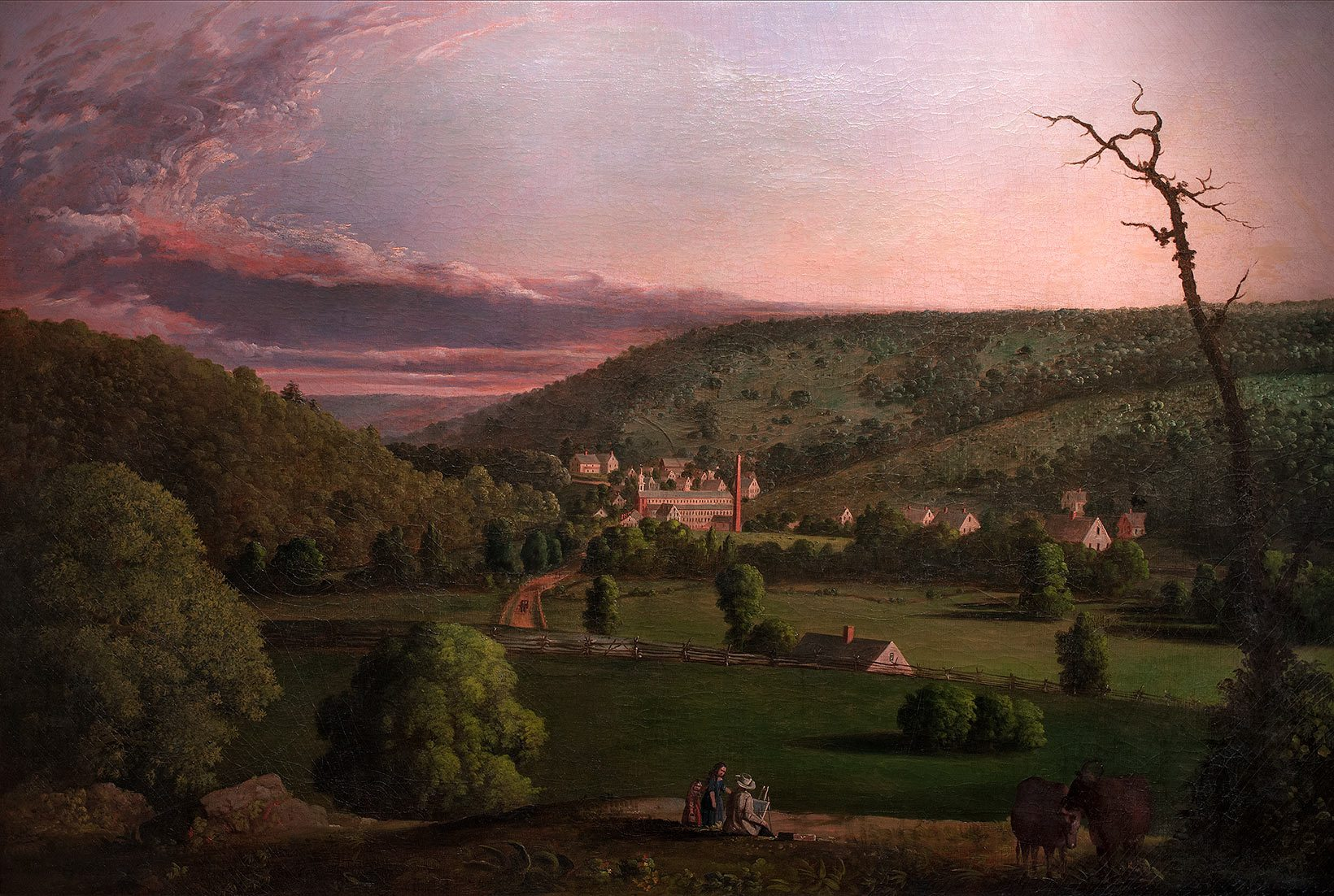 The Artist in the Connecticut Landscape - Florence Griswold Museum