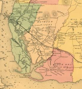 Black-Hall-map-detail
