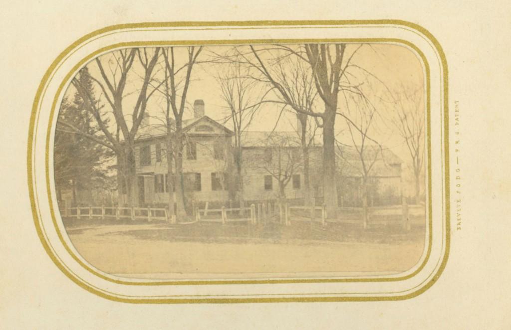 Phoebe Griffin Noyes house