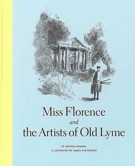 Miss-Florence-and-the-Artists