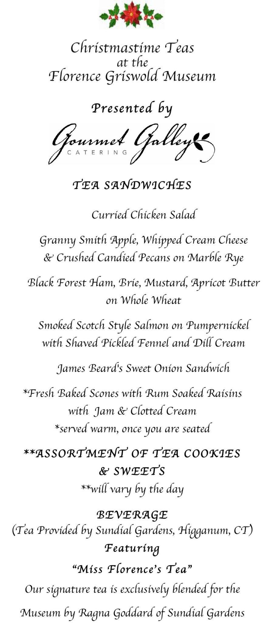Christmastime Teas menu for website