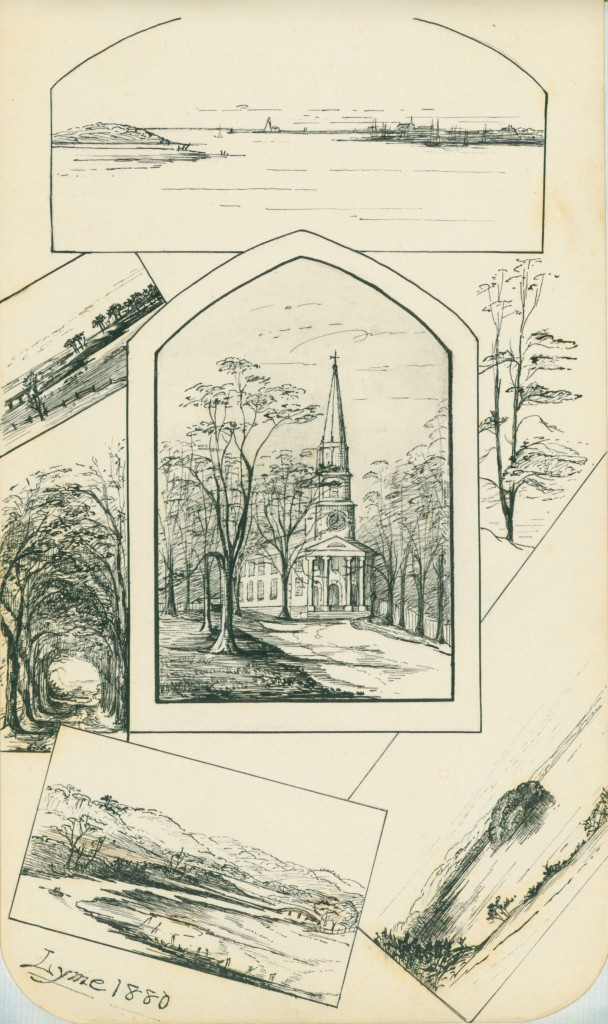 Old-Lyme-sketches