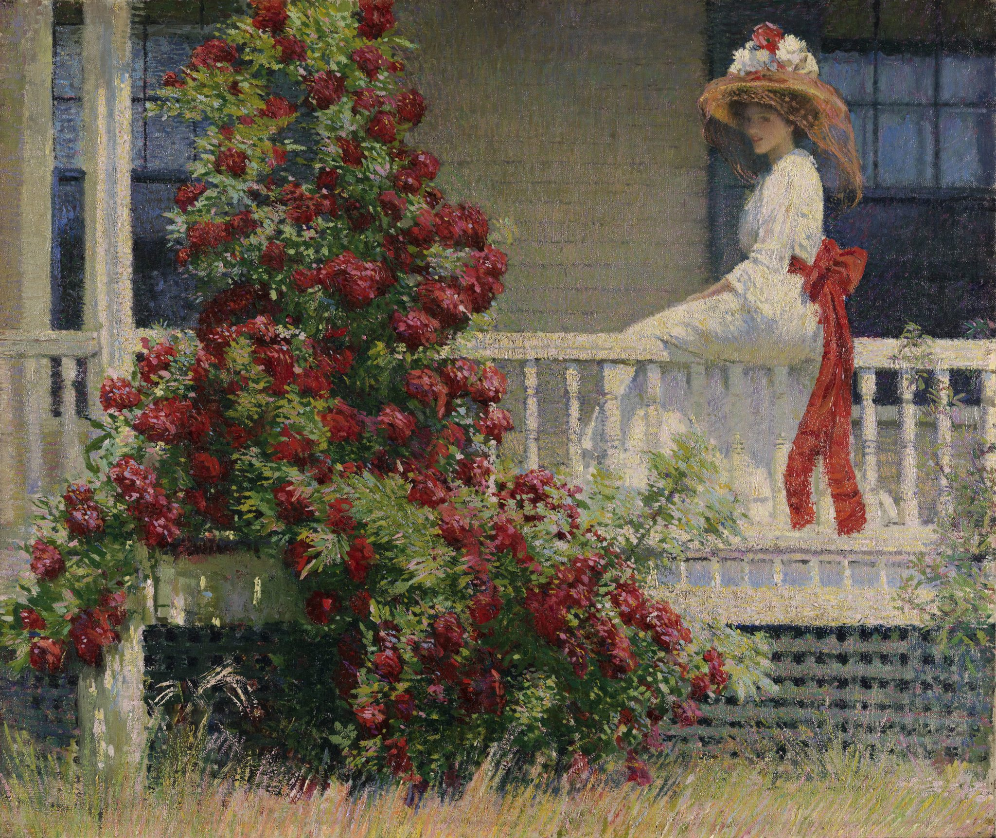 The Artist's Garden | Florence Griswold Museum