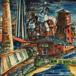 Exhibition Note: Enduring Scenes from The Artist in the Connecticut Landscape