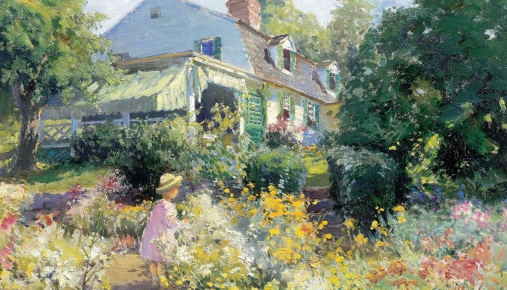 Matilda Browne Idylls Of Farm And Garden Florence