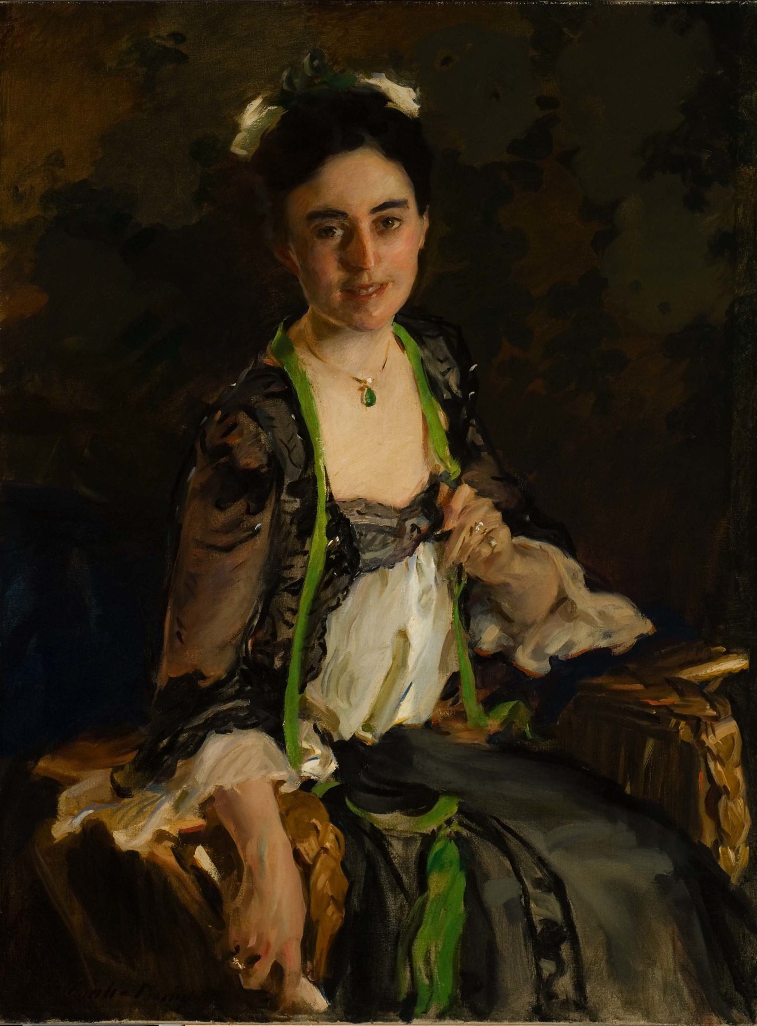 Cecilia Beaux Ethel Saltus Ludington