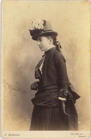 Ethel Saltus Ludington ca 1891 72dpi