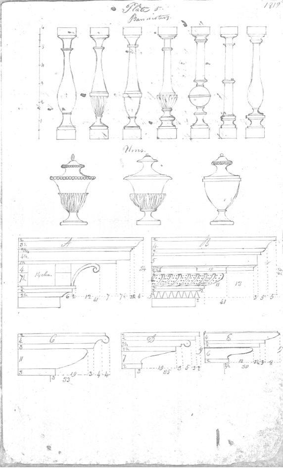 Samuel Belcher sketches
