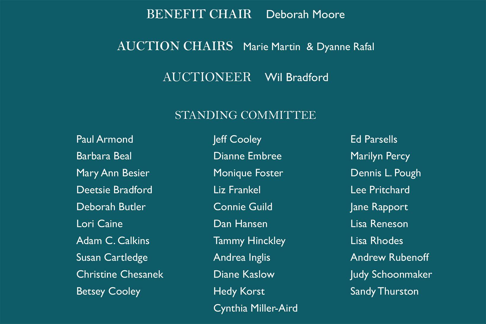 BenefitCommittee2016