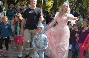 Columbus Day Glinda Fun