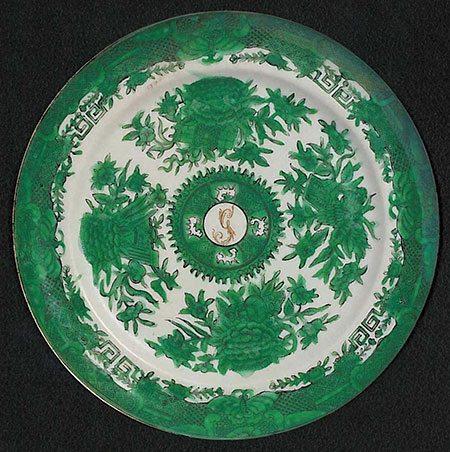 Green Fitzhugh Trivet