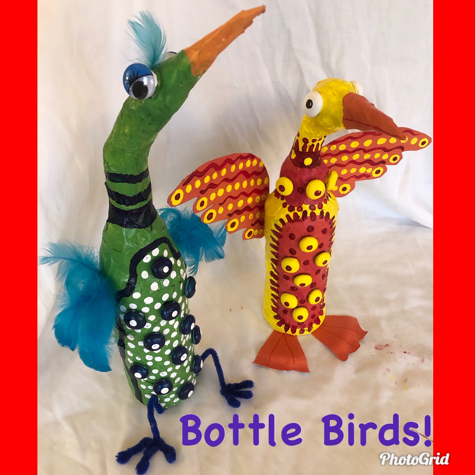 Bottle Birds