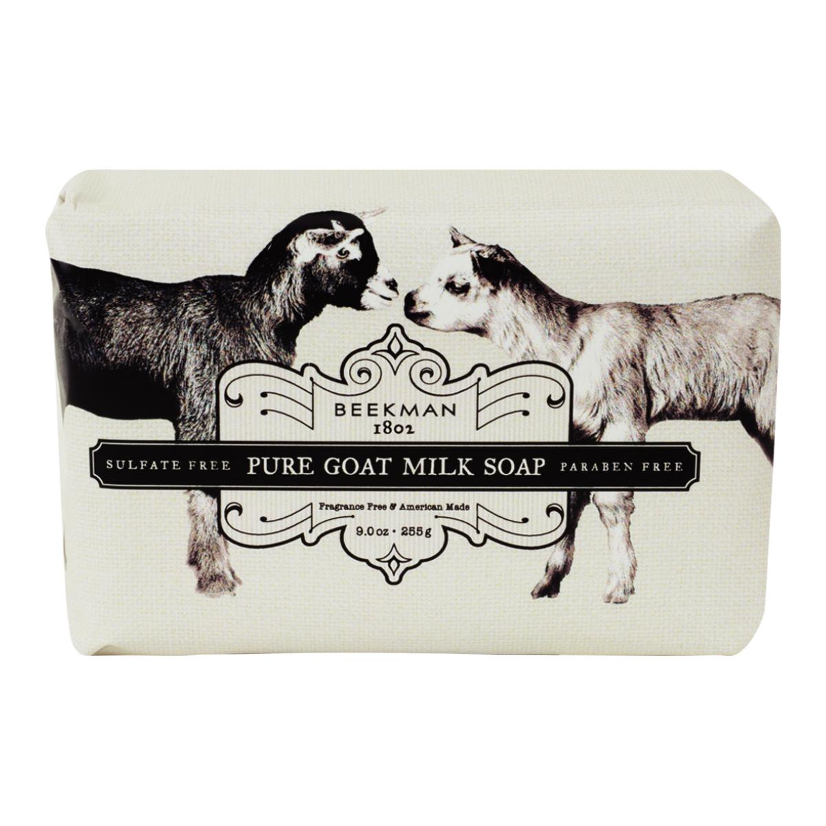 Beekman Pure Goat Milk Soap