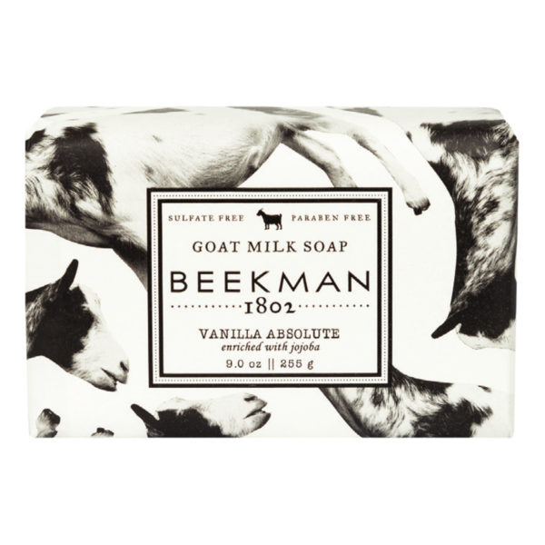 Beekman Bar Soap Vanilla