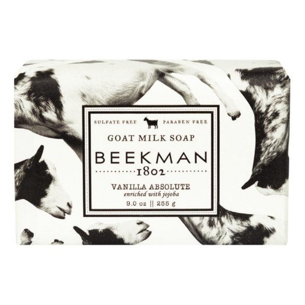 Beekman Bar Soap Vanilla