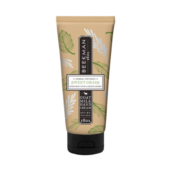 Beekman Sweet Grass Goat Milk Hand Cream