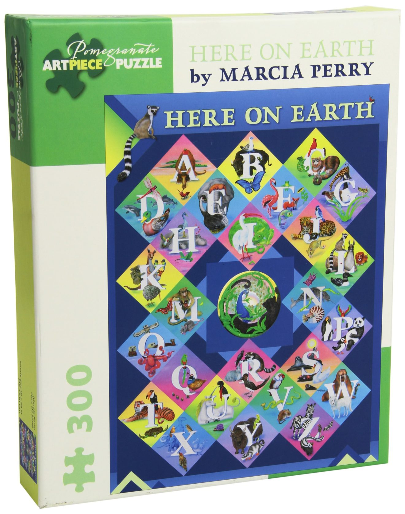 Marcia Perry Here on Earth 300 Piece Jigsaw Puzzle
