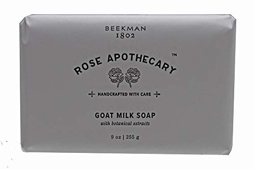 Rose Apothecary Goat Milk Soap from Beekman