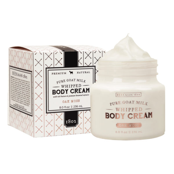 Beekman Oak Moss Whipped Body Cream