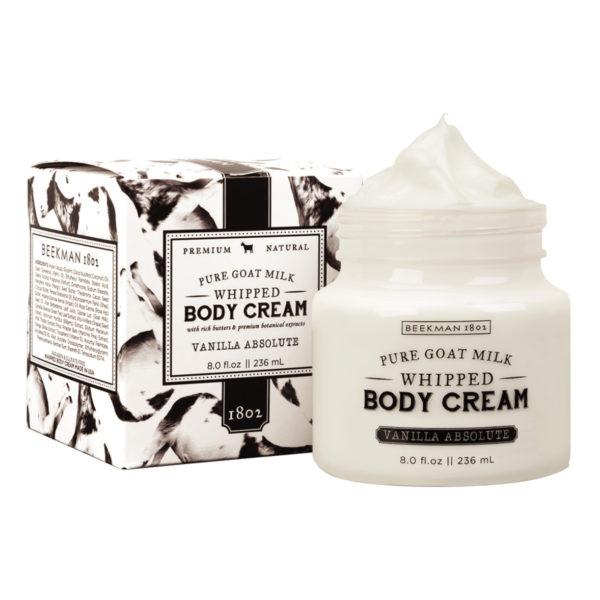 Beekman Whipped Body Cream Vanilla