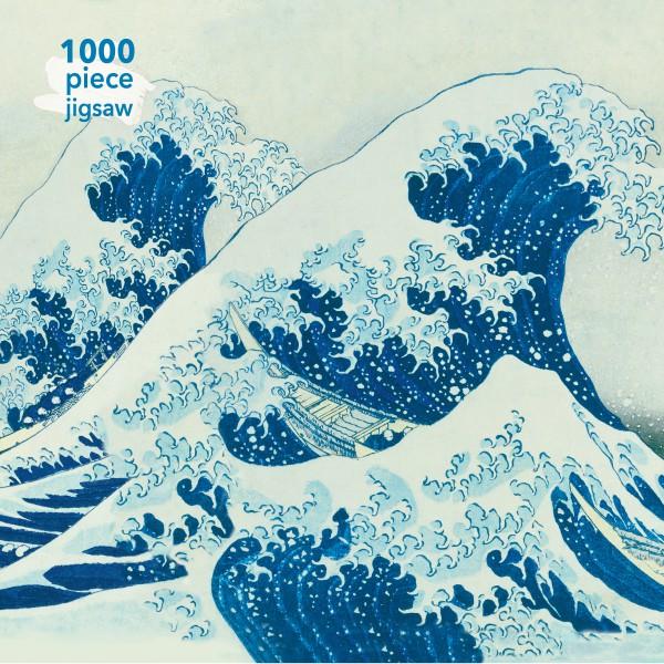 Hokusai: The Great Wave1000 Piece Jigsaw Puzzle