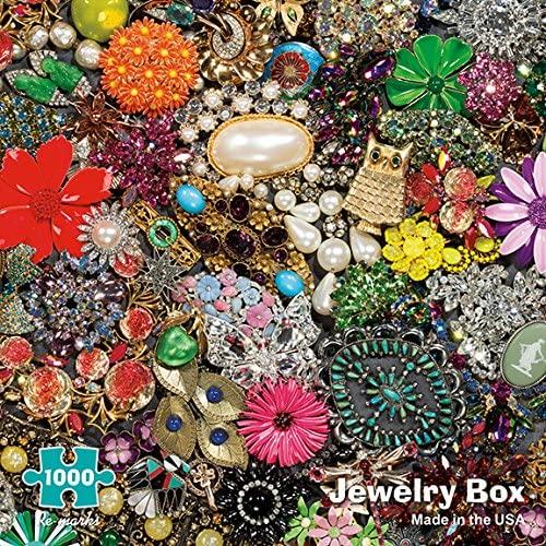 Jewelry1000 Piece Jigsaw Puzzle