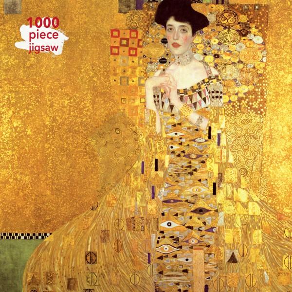 Gustav Klimt Adele Bloch Bauer 1000-Piece Jigsaw Puzzle