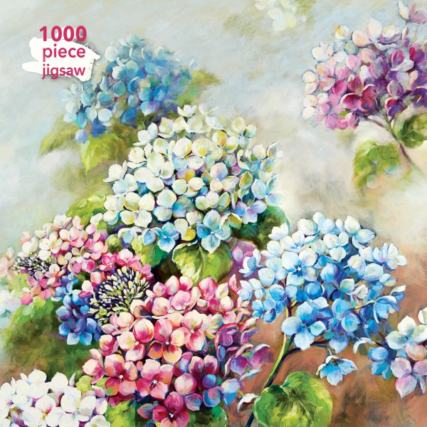 Nel Whatmore A Million Shades 1000 Piece Jigsaw Puzzle