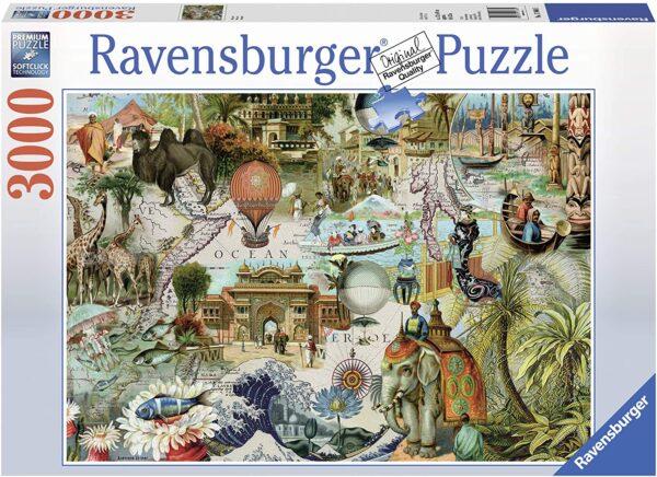 Oceania 3000 Piece Jigsaw Puzzle