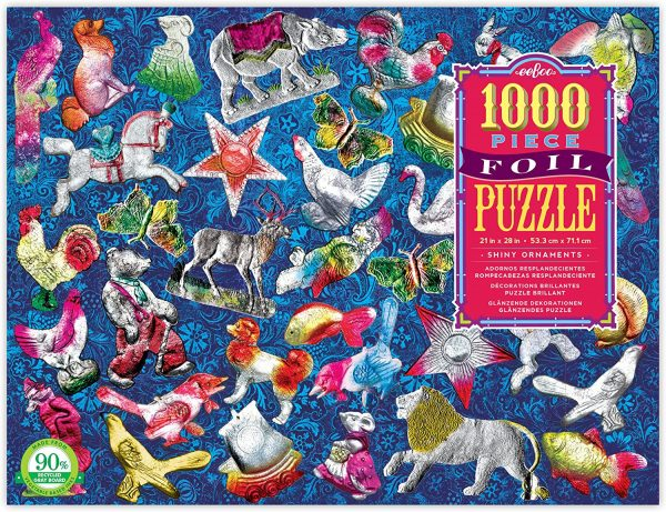 Shiny Ornament 1000 Piece Jigsaw Puzzle