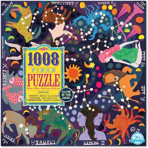 Zodiac1008 Piece Jigsaw Puzzle