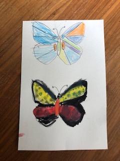 Opal's Butterflies