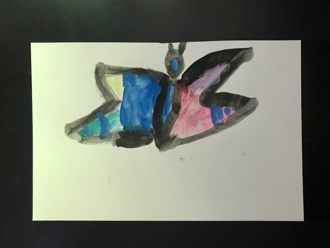 Ottie's butterfly