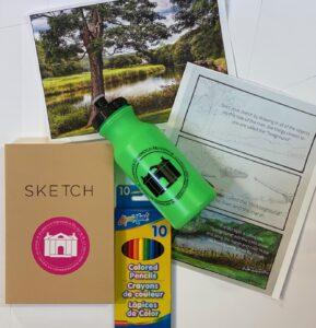 Plein Air Sketchbook Kit for sale in The Shop